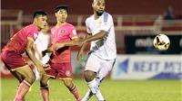 Sài Gòn – Quảng Nam 2-1: Khách thua vì thủ kém