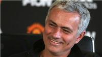 Mourinho: 'Với tôi, 10 trận hòa còn hơn thắng 5 trận nhưng lại thua 5 trận'
