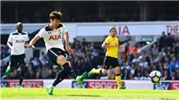 Sao châu Á tỏa sáng, Tottenham phả hơi nóng vào gáy Chelsea