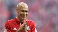 Đánh bại Dortmund, Robben hé lộ bí quyết thành công của Bayern Munich