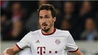 CẬP NHẬT tin sáng 10/4: Sao Mexico muốn gia nhập Man United. Bayern nhận tin 'sét đánh' trước trận gặp Real
