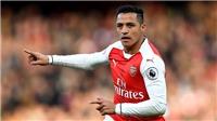 CẬP NHẬT tin tối 10/4: Trọng tài Trung Quốc mắc sai lầm KHÔNG TƯỞNG. Sanchez sẽ đến Man City với giá 50 triệu