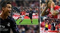 ĐIỂM NHẤN Bayern Munich 1-2 Real Madrid: Ronaldo là siêu nhân, Neuer không cứu nổi Bayern