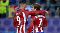 CẬP NHẬT sáng 14/4: Man United hòa đáng tiếc. Messi tránh Enrique, tập một mình. Torres cản Griezmann đến M.U
