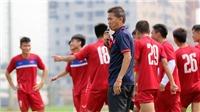 HLV Hoàng Anh Tuấn chốt danh sách 25 cầu thủ U20 Việt Nam đi Đức
