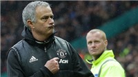 Jose Mourinho: 'Tôi không vui lắm khi Man United thắng Chelsea'