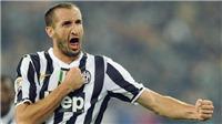 Chiellini: 'Messi, Suarez và Neymar nguy hiểm như cá mập'