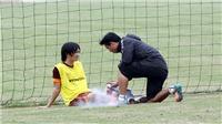 Tuấn Anh khó tham gia trận đấu với U20 Argentina