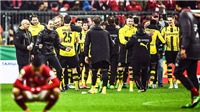 Bayern nhận bài học vì troll Dortmund ở thất bại tại Cúp QG Đức