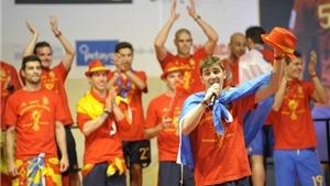 Tây Ban Nha vô địch World Cup 2010: Thời của Tiqui-taca