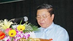 Ông Võ Kim Cự đắc cử Chủ tịch UBND tỉnh Hà Tĩnh
