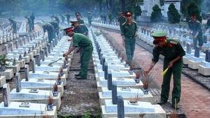 Đại lễ cầu siêu các anh hùng liệt sĩ Thành cổ Quảng Trị