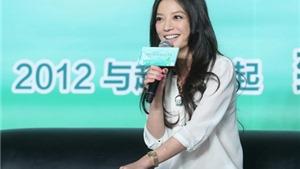 Triệu Vy thử sức với vai trò đạo diễn