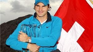 Federer bật mí ước nguyện lớn nhất trong năm 2012