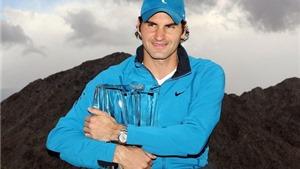 Trước khi xả hơi, Federer muốn làm một việc…
