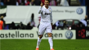 Trong một đêm, Ronaldo chinh phục  những cột mốc mới