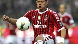 """Thiago Silva ra """"yêu sách"""" với Milan"""