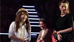 HLV The Voice Hồ Ngọc Hà bất ngờ được Thái Trinh chọn