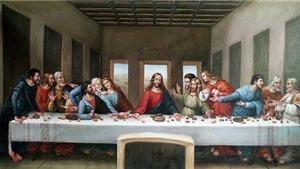 """Leonardo Da Vinci: """"Hiện diện"""" trong """"Bữa tiệc ly""""?"""