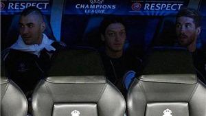 Mourinho cất 205 triệu euro trên ghế dự bị