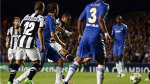 Chelsea 2-2 Juventus: Oscar tỏa sáng, Chelsea vẫn mất điểm trên sân nhà