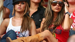 Victoria Beckham từng làm Cheryl Cole sốc