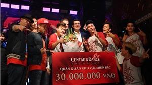 S.I.N.E vô địch cuộc thi nhảy Centaur Dance Showdown miền Bắc