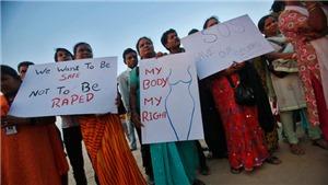 Bi kịch cưỡng hiếp tiếp diễn ở Ấn Độ