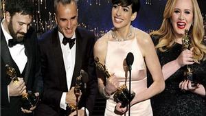 "Michelle Obama vinh danh Phim hay nhất Oscar 2013 ""Argo"""