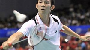 Giải cầu lông toàn Anh mở rộng 2013: Tiến Minh vào vòng 2