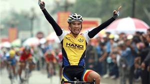 Giải đua xe đạp Cúp truyền hình TP.HCM 2013: Bất ngờ Lê Anh Dũng