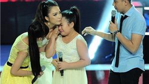 Vòng Đối đầu The Voice Kids: 3 chọn 1, 'công chúa' nhà Chiều Xuân bị loại!