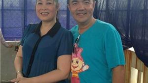 NSND Hồng Vân, Quốc Thuận và 'Vợ chồng son'