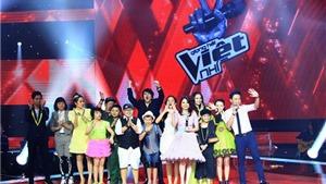 The Voice Kids vòng Liveshow: 15 thí sinh sẽ bị loại dần ra sao?