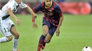 Sau 1 tháng, Neymar đã sụt tới 7 kg