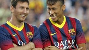 Độc giả Sport tin tưởng tuyệt đối vào sự kết hợp Messi - Neymar