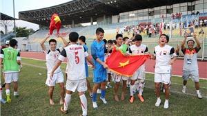 VIDEO: Đại thắng U19 Australia, thầy trò U19 Việt Nam mừng hết cỡ
