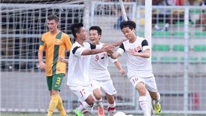 U19 Việt Nam xác lập nhiều kỷ lục tại vòng loại U19 châu Á
