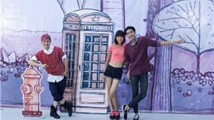 Chà Mi, Quang Đại Top Model thử sức trong MV mới