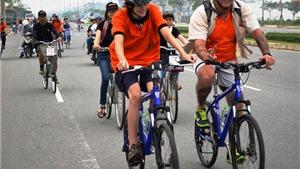 Đạp xe gây quỹ giúp đỡ thanh niên khó khăn tại Đà Nẵng