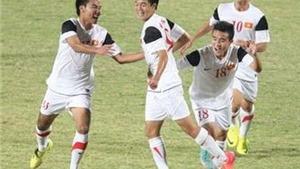 VIDEO: U19 Việt Nam đá đẹp mắt hơn, U19 Roma tận dụng cơ hội tốt hơn