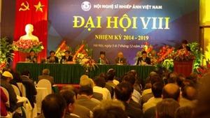 Ông Vũ Quốc Khánh tái đắc cử Chủ tịch Hội Nghệ sĩ Nhiếp ảnh Việt Nam khóa VIII