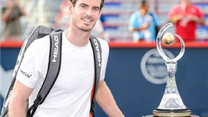 Andy Murray giành US Open Series