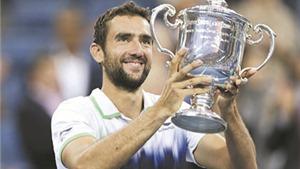 Trước thềm US Open 2015: Cilic không có cửa bảo vệ ngai vàng
