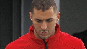 NÓNG: Karim Benzema bị bắt giam vì tống tiền bằng clip sex