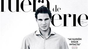 Rafael Nadal: 'Tôi luôn giữ vững động lực cho mình'