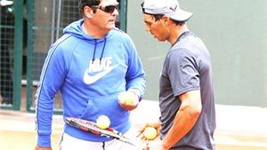 Toni Nadal: 'Năm 2016, Nadal sẽ lại giành danh hiệu Grand Slam'