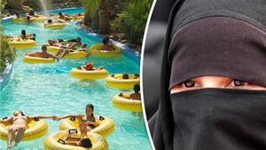 SỐC: Công viên nước ở Anh cấm BIKINI, bắt mặc 'phù hợp với đạo Hồi'