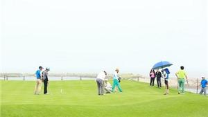 Artex Golf Tournament 'xông đất' FLC Samson Golf Links