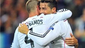 Ronaldo và Ramos đệ đơn lên Florentino Perez yêu cầu được ra đi